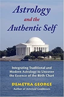 Astrology and the Authentic Self book cover