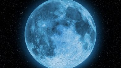Photo of The Full Blue Moon 2020