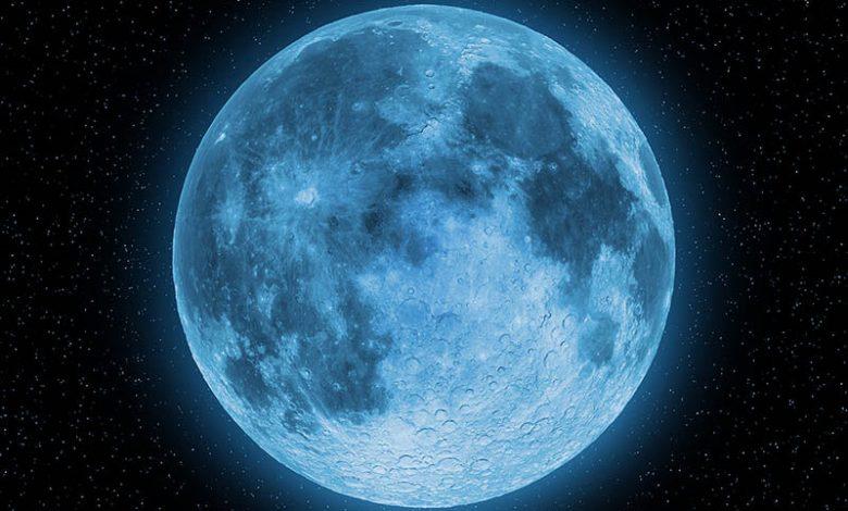 Full Blue Moon 2020