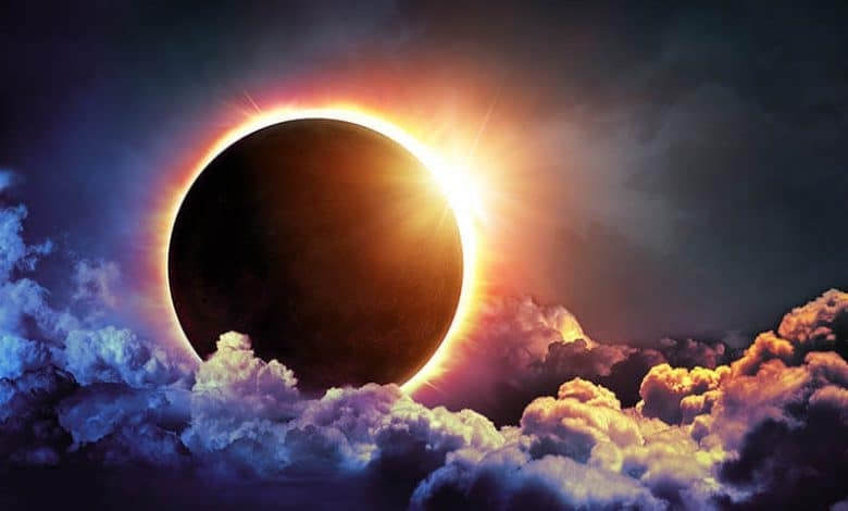 Photo of Bring in Positive Energy with Solar Eclipses