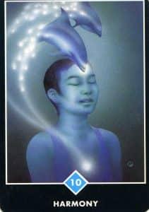 10 of Water Harmony Osho Zen Tarot