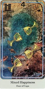 4 of Cups Haindl Tarot