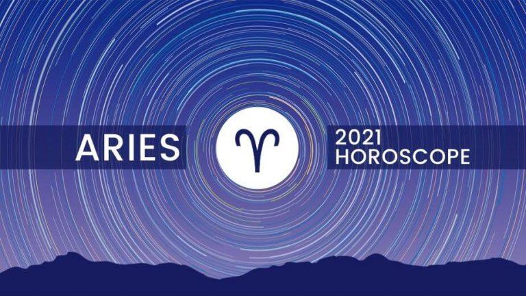 Aries Yearly Horoscope 2021