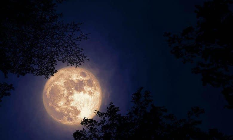 Full Beaver Moon 2020