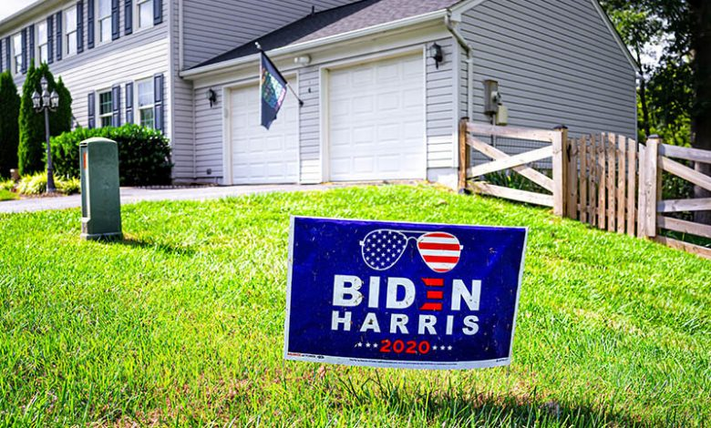Synastry of Joe Biden and Kamala Harris