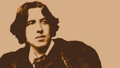 Photo of Oscar Wilde and his Fall from Grace