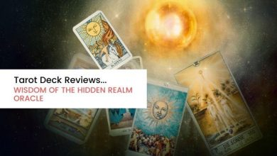 Photo of Tarot Deck Review: Wisdom of the Hidden Realms Oracle
