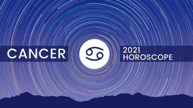 Cancer Yearly Horoscope 2021