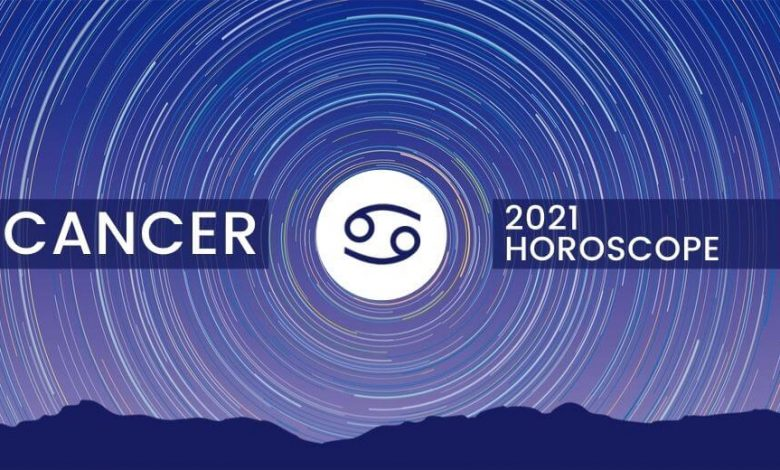 Cancer Yearly Horoscope 2021
