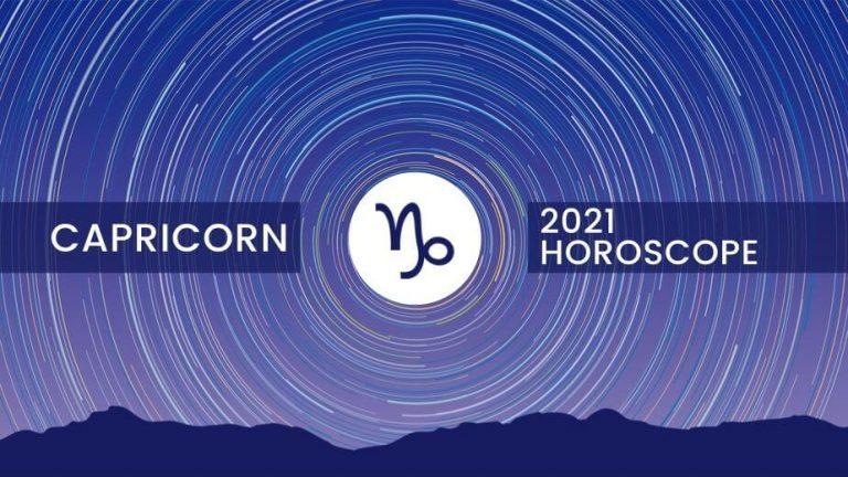 Capricorn Yearly Horoscope 2021