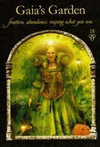 Gaias Garden card