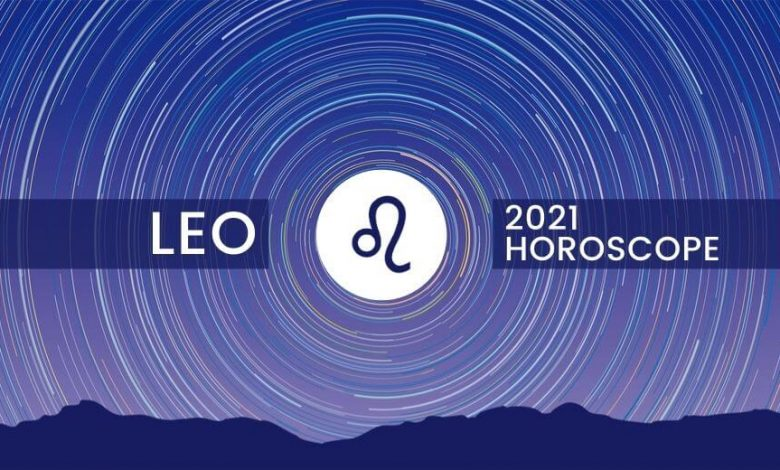 Leo Yearly Horoscope 2021