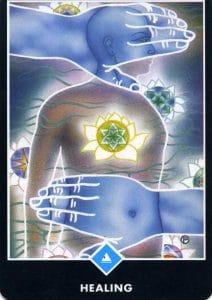 North of Water Healing Osho Zen Tarot