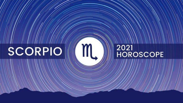 Scorpio Yearly Horoscope 2021