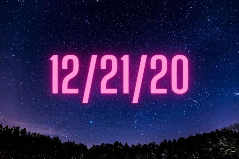 12 21 2020 Solstice Planetary Gateway