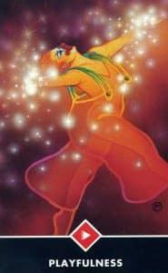 East of Fire Playfulness Osho Zen Tarot