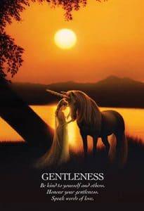 Gentleness card
