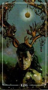 King of Swords Ostara Tarot