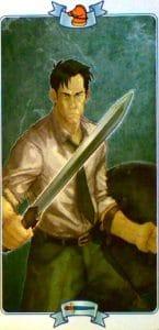 Knight of Swords Law of Attraction Tarot