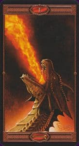 Tarot Draconis 1