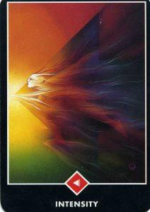West of Fire Intensity Osho Zen Tarot