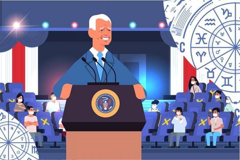 President Inauguration Chart