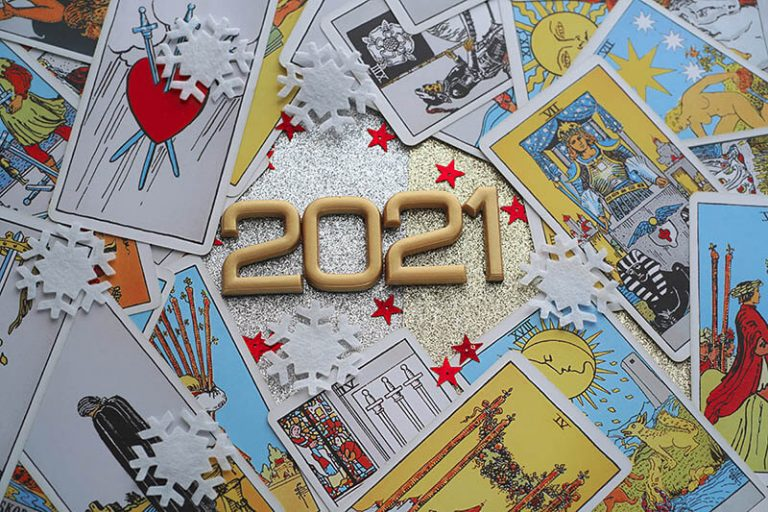 Tarot Reading for the New Year 2021