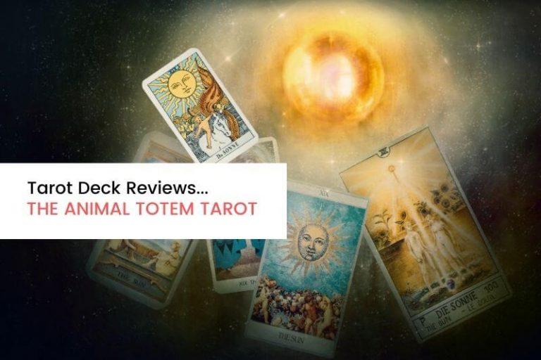 Deck Review Animal Totem Tarot