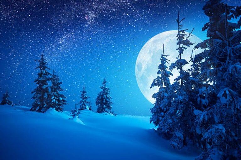 Full Snow Moon 2021