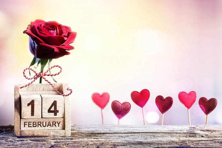 Numerology of Valentine's Day