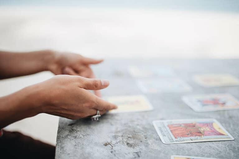 Imagery Through Tarot