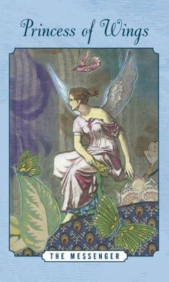 Enchanted Love Tarot - The Messenger