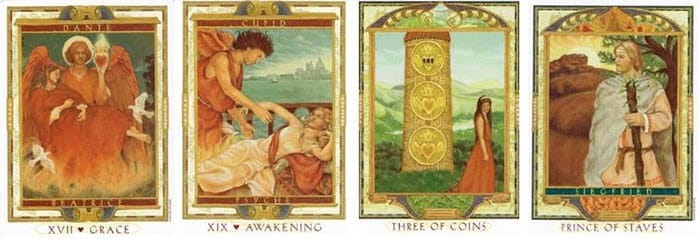 Lover's Path Tarot cards