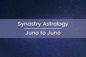 Synastry Astrology Juno to Juno