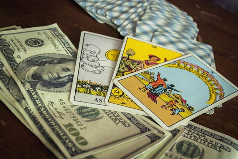 Best Tarot Decks for Career and Financial Readings