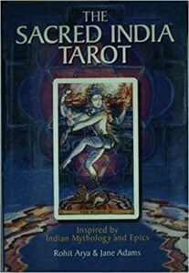 The Sacred India Tarot cover