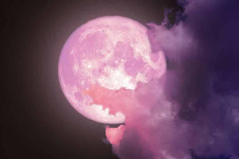 Full Pink Moon 2021