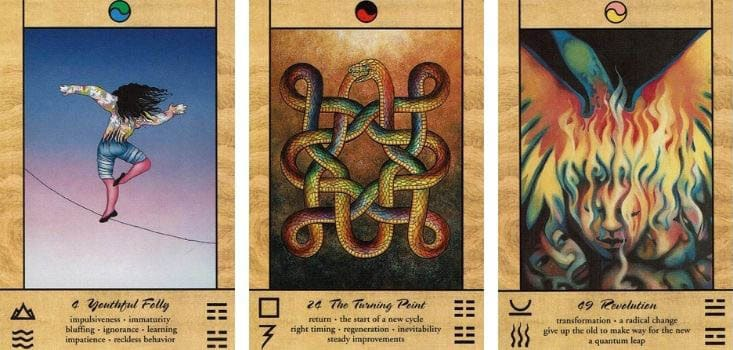 The Tao Oracle cards