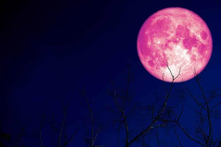 Full Strawberry Moon 2021