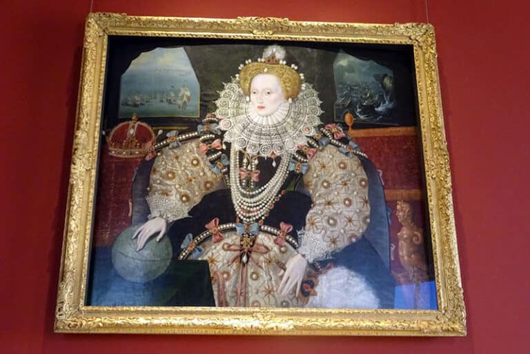 Astrology Chart of Queen Elizabeth I