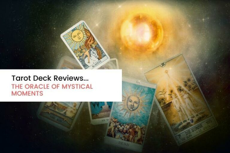 Deck Review The Oracle of Mystical Moments