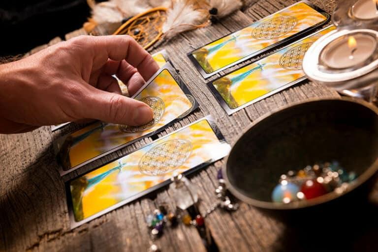 Preparing Your Tarot Deck for Readings