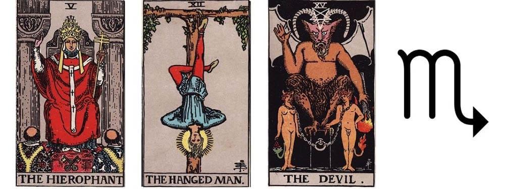Psychic Archetypes The Shaman in tarot