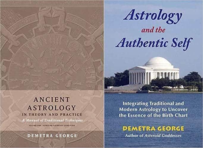 Demetra George book covers