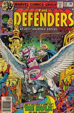 Valkyrie Defenders 66