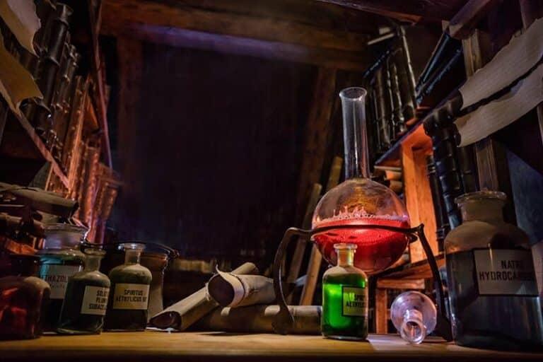 Alchemy and Creativity
