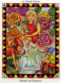 Wild Spirit Tarot Spirit of Purity card