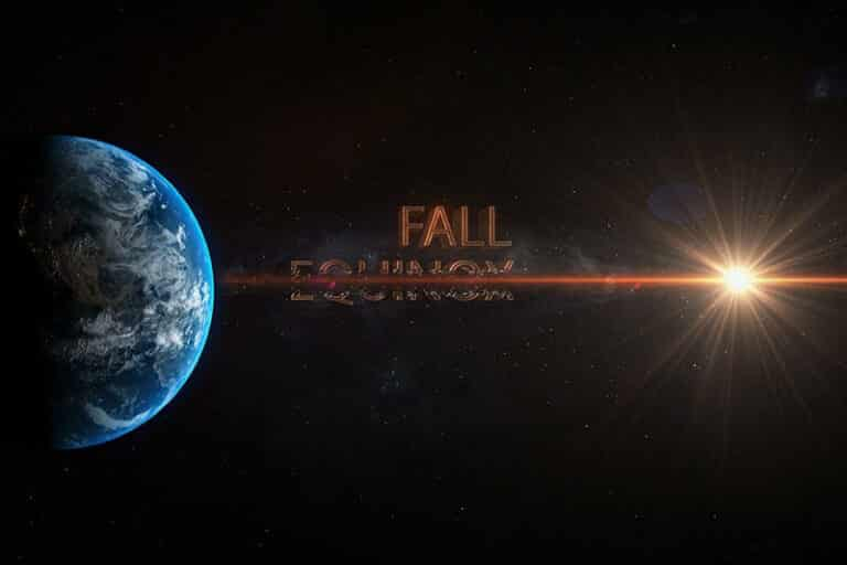 autumn equinox chart