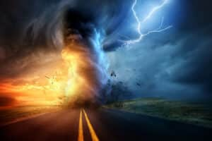 The Zodiac Signs as Natural Disasters