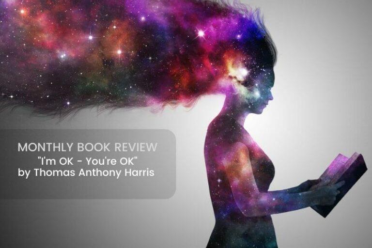 Book Review I'm OK You're OK